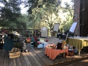 Our Permaculture Classroom in Santa Cruz